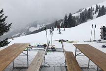 Austria skiing holiday