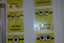 Minion Classroom Ideas