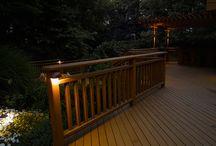 Minneapolis Deck Lighting and Patio Lighting