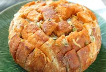 Yum - Bread, Biscuit & Pretzel Recipes / Recipes for bread, biscuits and other flour goodies.