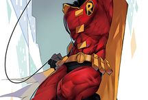 Red Robin / Tim Drake / Third Robin