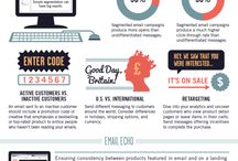 VC Email Marketing Infographics / Email marketing infographics.