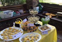 Eloise's bumble bee party