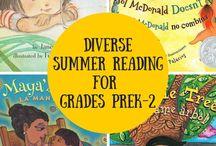 Booklist: Diversity