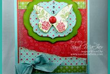 Stampin' Up! - Cards / cards and projects created with Stampin' Up! stamps / by Sandi MacIver  - Stampin Up - Stamping with Sandi