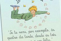 Le Petit Prince ❤️ / Citações