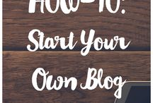 How To Start A Blog 2016