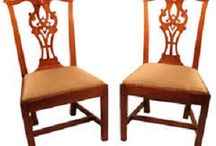 Seating / 18th and 19th Century Seating from Windsor to Upholstered Chairs