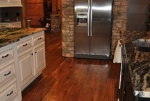 Our Partner: Munday Hardwoods / Check out some of our partner Munday Hardwood's work!