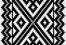 Vev og mønster
