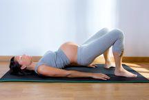 Zwangerschap yoga