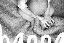 baby photoshoot / by Jessica Krabill