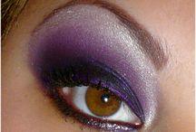 Awesome eye makeup! / by Tabatha Huddleston