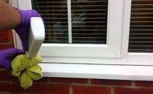 nettoyer les fenêtres
