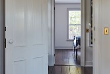 Doorways, Halls ad Landings