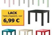 Poufs Ikea