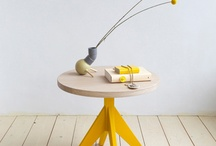 Side Tables (inspiration)