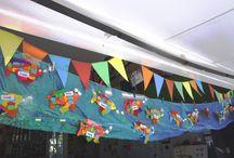 My adventure playground / My classroom environment