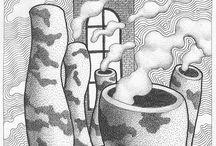 Imaginary drawings / SalomSALOMART