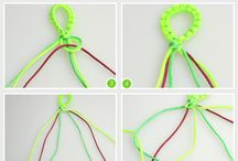 Tutorials Friendship bracelets