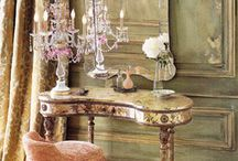 Beautiful Vanities / by Tracy Howe