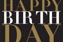 Cumpleaños / Cumpleaños