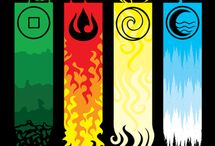 The Masters of the elements