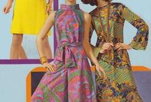 moda años 70s