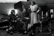 "Star Wars Photo Shoot / Vanity Fair ""THE LAST JEDISUMMER 2017 Cover Story: Star Wars: The Last Jedi, the Definitive Preview"""