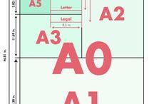 Papirsstørrelser