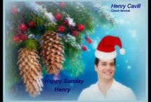 Merry Christmas Henry 2014 / Christmas pictures dedicated to Henry ! ;) <3