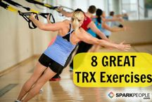 TRX / by Amber Jones Smart