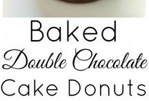 Donuts Cake Recipes
