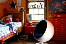 Home | Kid's Bedroom / Inspiration.