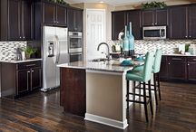 Kitchens and Dining / Kitchen and dining room inspiration in Reunion homes I Colorado