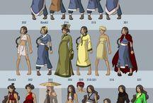 ~The Legend of Aang /Korra~