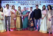 Kany Club hosts a Grand Teej Mahotsav event in the capital / Founder and Directors of Kany Club, Anuradha Khanna and Madhu Goel hosted a grand 'Teej' event at the city's 'La Cordiall Banquet' in Cross River Mall, Karkardooma on 22nd July'2017. The key highlights of the event included Teej Queen Contest, Lucky Draws, Dance and musical performances, scrumptious cuisines, appetizers & beverages, 'Teej Special Shopping Street', 'Teej Special Mehndi', an exciting 'Kala Chashma' theme, and a 'Selfie' corner.