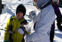Maple Tours Tara Edelman / Tara brought some of her family up to experience a Maple Tour at the Rocks Estate