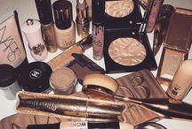 make-up + nails