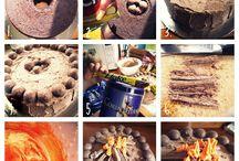 Bonfire / Cake