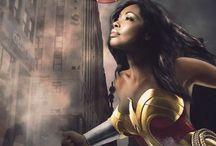 Wonder Woman / by Nicole Frazier Stephens