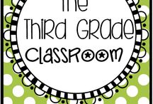 The Third Grade Classroom / All things Third Grade...From creative ideas and freebies, to awesome resources created just for the third grade classroom! Pinners please pin 4 ideas to one paid item. / by The Teacher Next Door