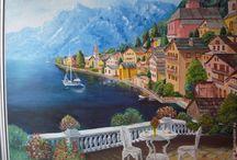 Картины Хату Чехоева