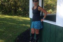 #REALwomenmove Challenge #SkirtSports