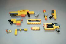nerf in lego.....EPICNES OVERLOAD!!!