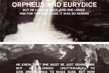 Orfeus and Eurydice