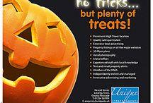 Real Estate Halloween