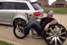 Trikes bikes