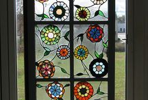 Stained glass / by Linda Evans