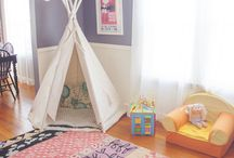 "Estelle's ""big girl"" room"